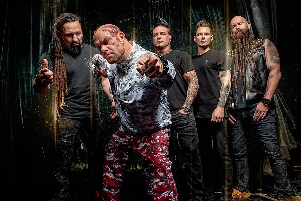Five Finger Death Punch band photo 2019