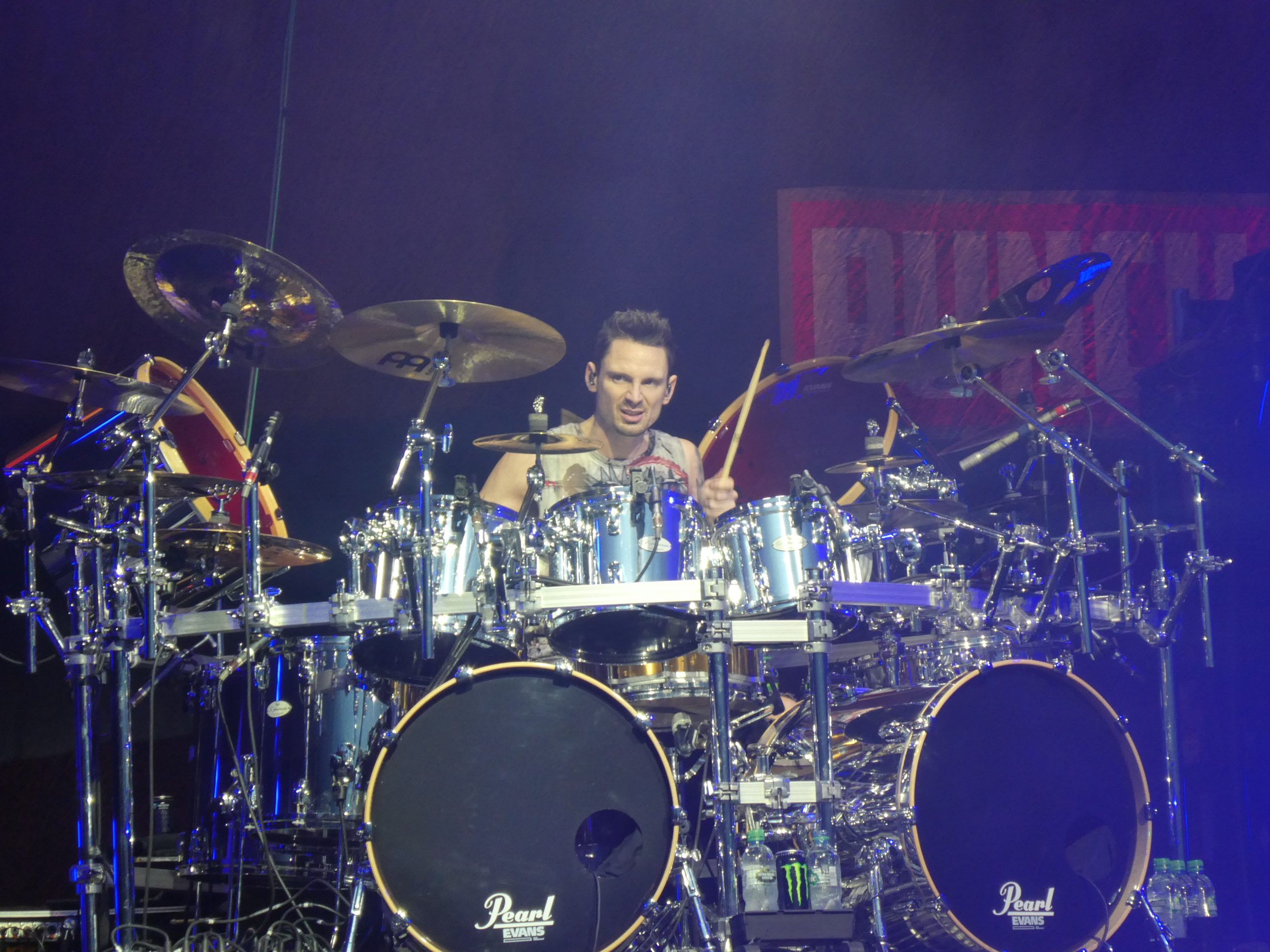 Charlie Engen of 5FDP on the bands 2020 UK Tour