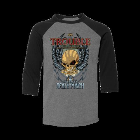 5FDP Kids Raglan T-Shirt