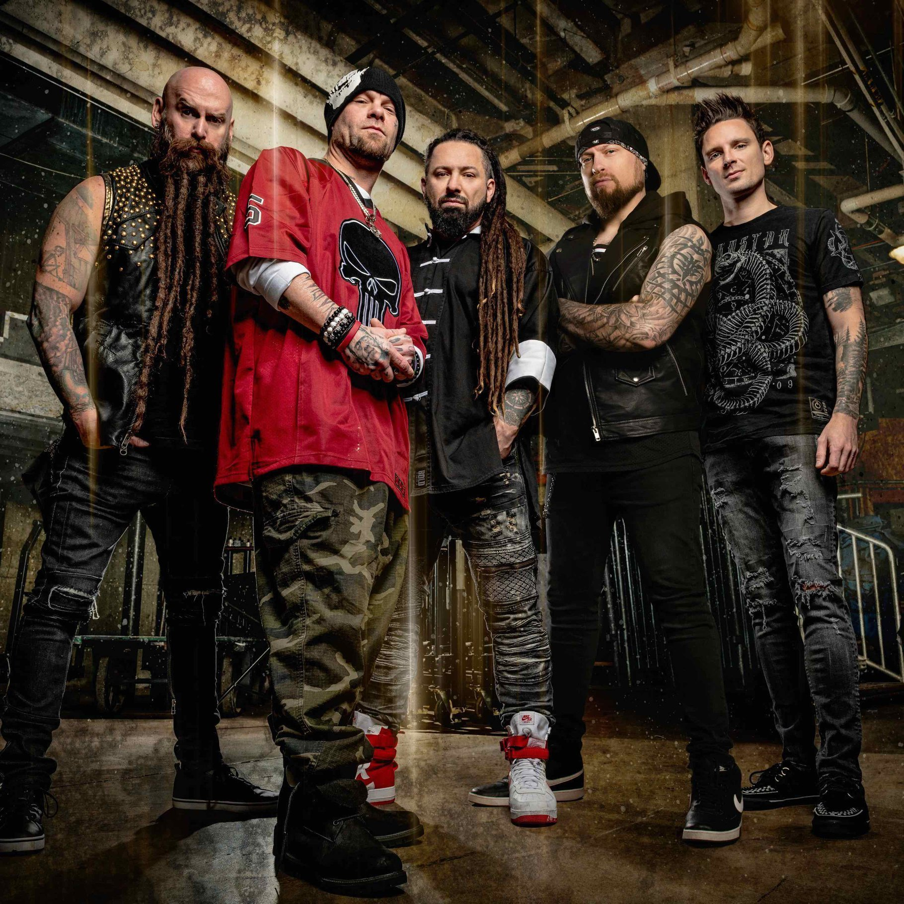 5FDP 2020 band photo