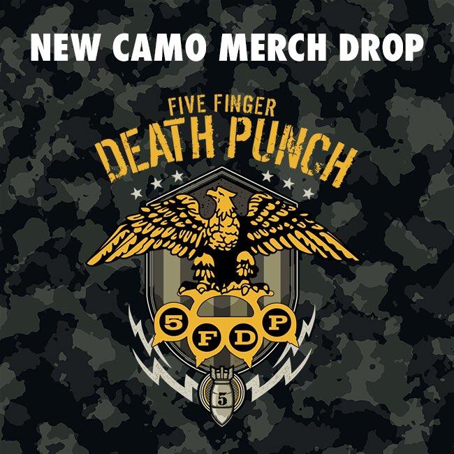 5FDP Camo Merch