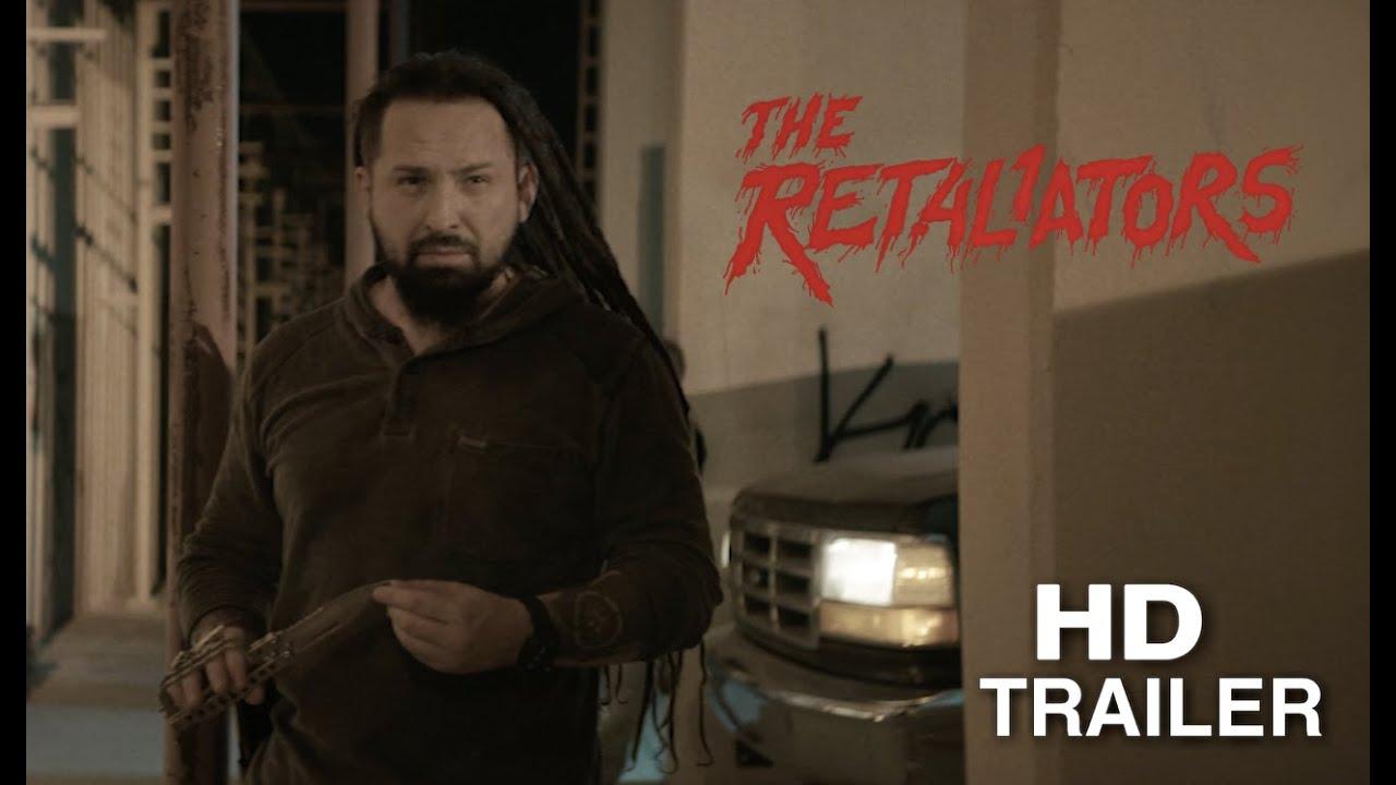 Zoltan Bathory in The Retaliators Movie